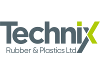 Logo på leverantör - Technix Rubbet & Plastics Ltd